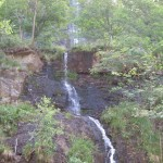 Romkerhaller Wasserfall.