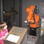 Verdens sjoveste robot