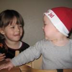 Søskendekærlighed - på den gode måde