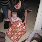 Karens første julegave