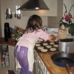 Ellen bager burgerboller