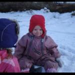 Pigerne i børnehaven