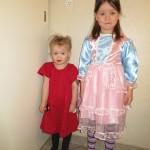 Fastelavn - prinsessen og Cirkeline