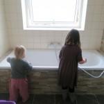 Badekarsrengøring