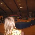 Hoppeland i hallen