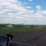 Skyline i det fjerne