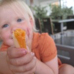 """Cheese""-stick fra KFC"