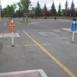 Parkeringspladser til børnefamilier og gravide - importer endelig
