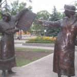Monoment for kvinders ret til at være personer