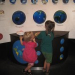 Ungerne ser på jordens udvikling
