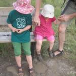 Hvor der er mudder, er der beskidte børn