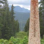 Grænsen mellem Canada og USA