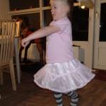 Vigtigste egenskab ved en kjole eller nederdel: Den skal kunne stritte!