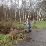 En lille tur til Bjerringbro for at finde et par caches